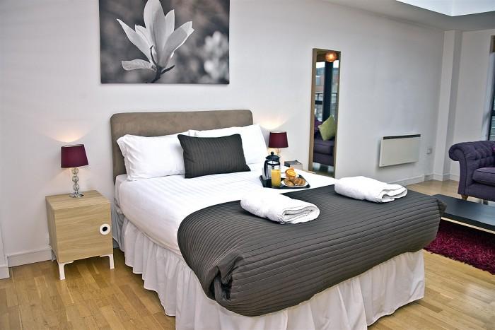 Hudson Gardens - Bedroom