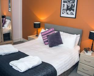 Cumberland - Bedroom