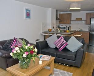 Hudson Gardens - Living Room