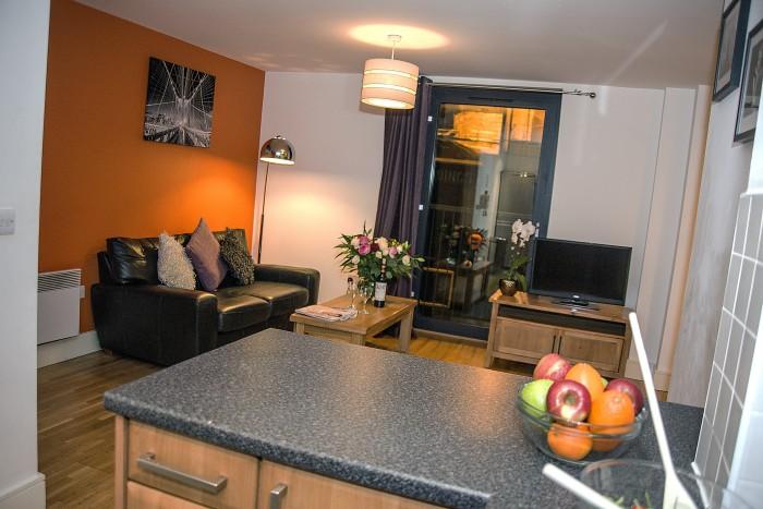 Cumberland - Living Room