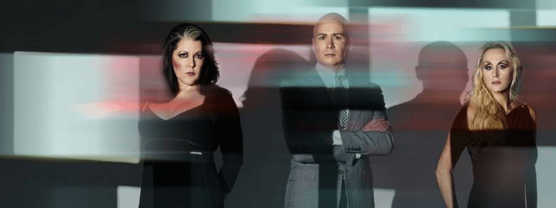 The Human League 2017 Liverpool