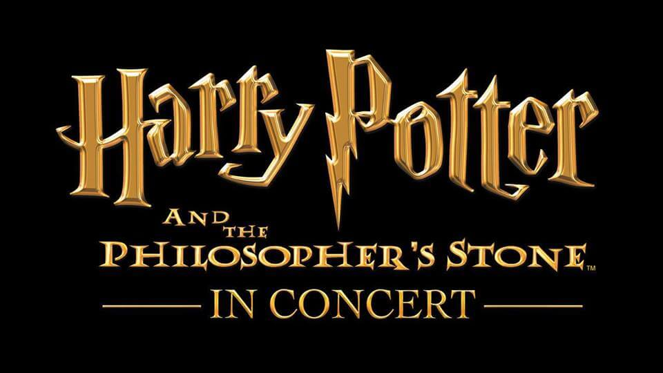 Harry Potter & The Philosopher's Stone in Concert 2017