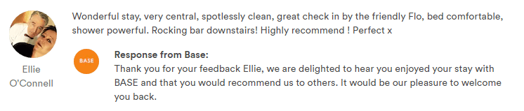 BASE Serviced Apartments Review 6