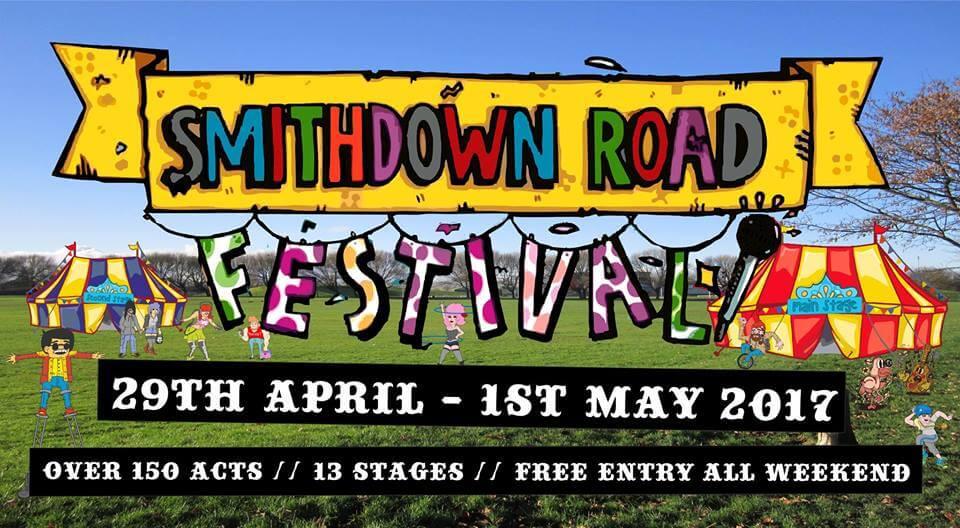 Smithdown Road Festival April 2017 Liverpool