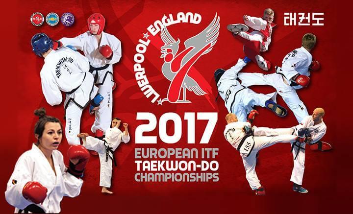 European International Taekwon-Do Federation Championships 2017 Liverpool