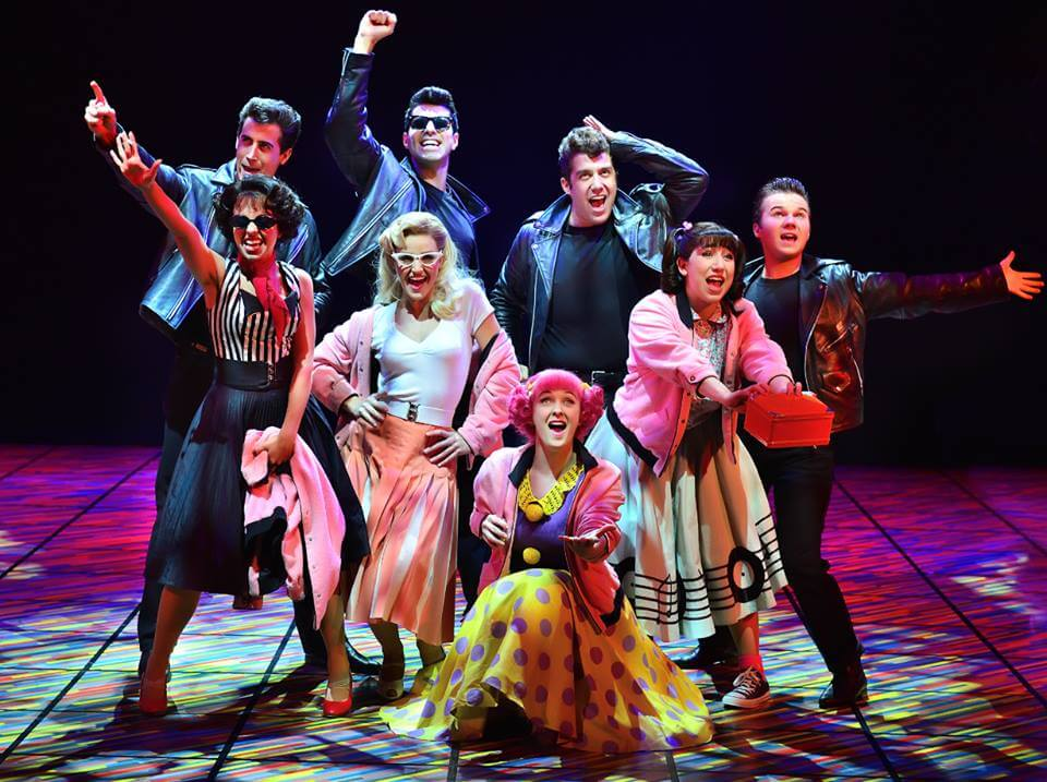 Grease The Musical Liverpool April 2017