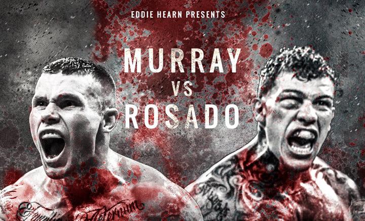 Murray vs Rosado April 2017 Liverpool