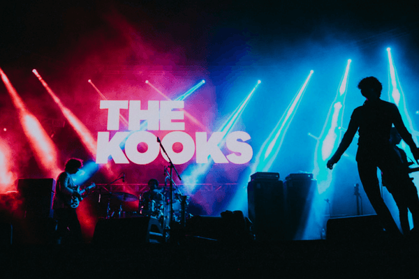 The Kooks Liverpool Sound City 2017