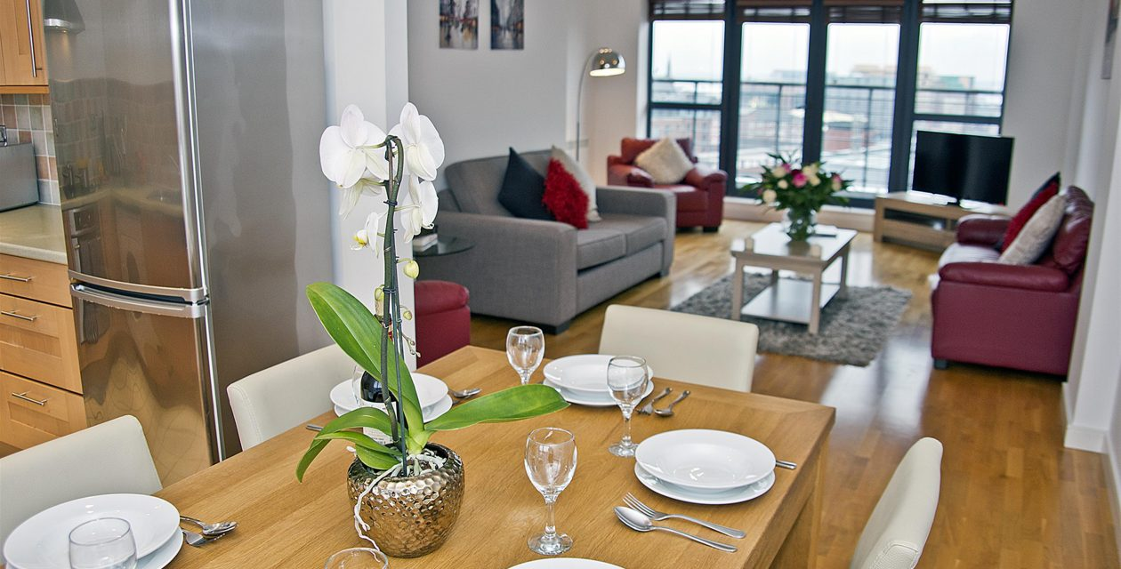 Liverpool Serviced Apartments - Duke Street - City Centre