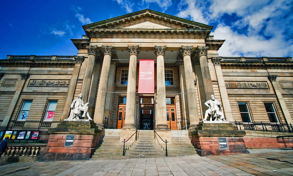 Liverpool Walker Gallery