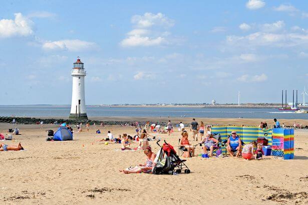 Beaches Near Liverpool
