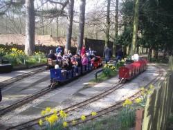 royden park train