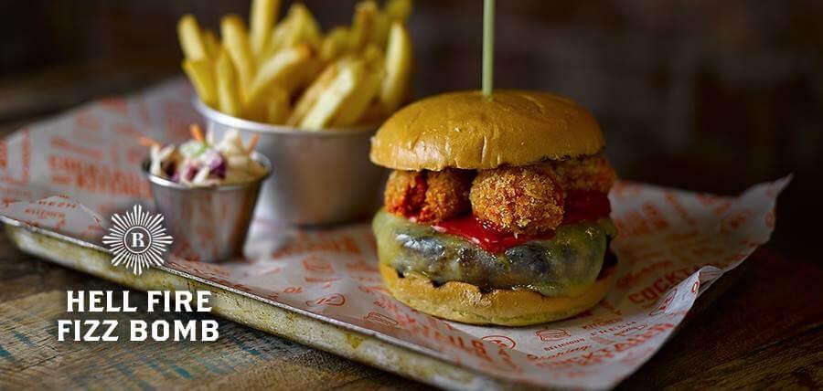 fizz bomb burger revolution