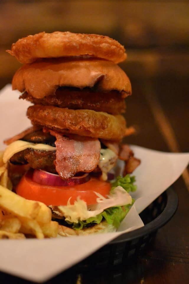 shipping forecast burger