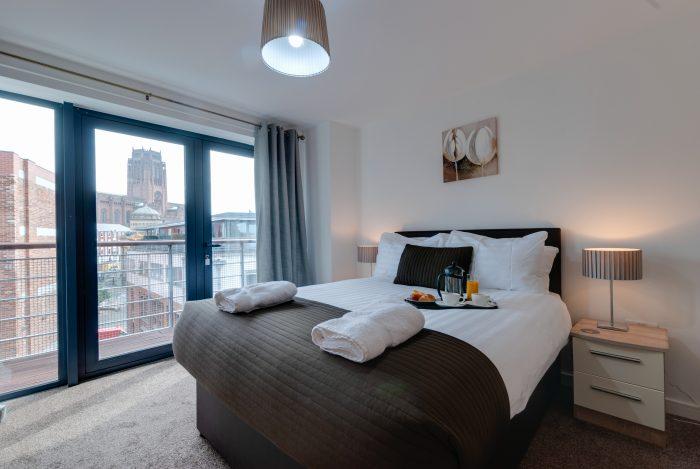 Bedroom Duke Street Liverpool