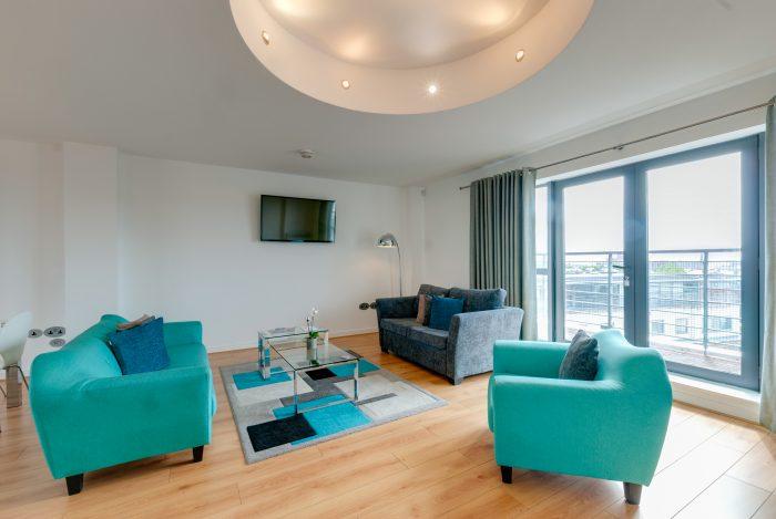Living Room Duke Street Liverpool