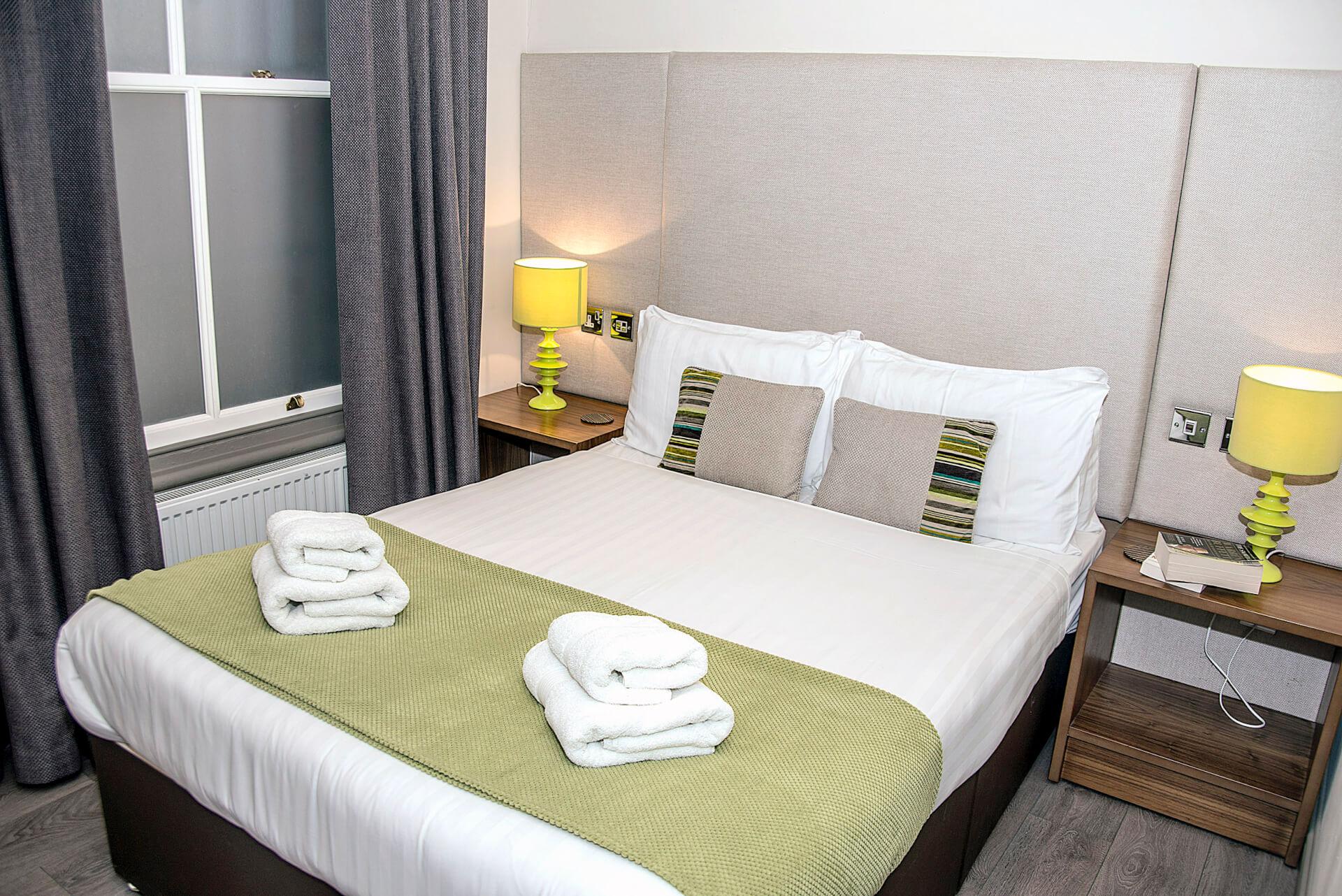 Chester Flat - Bedroom