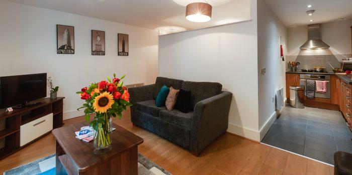 city centre apartment liverpool base serviced apartments