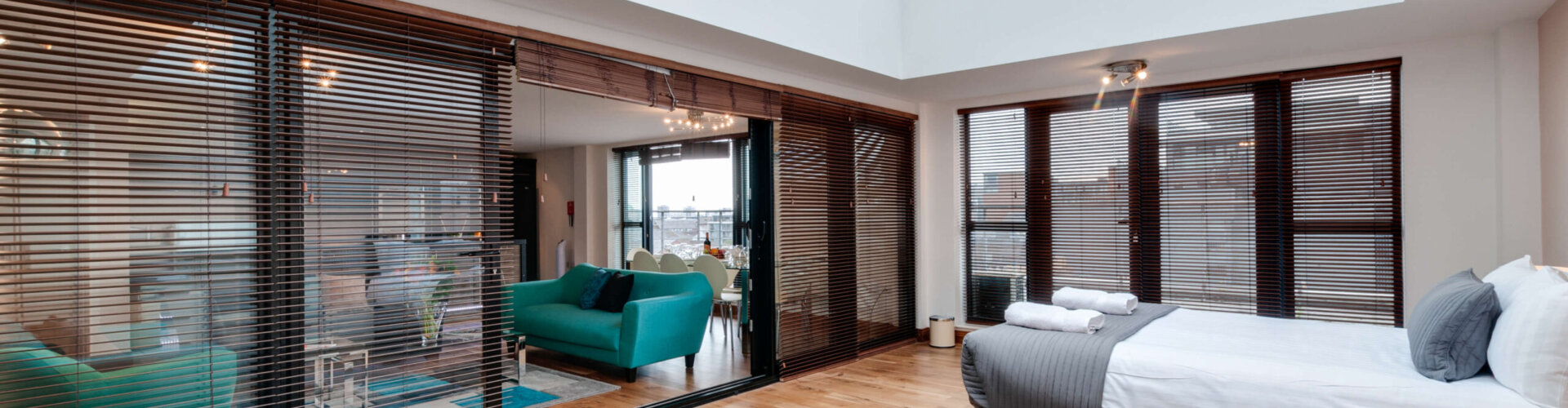 Bedroom Duke Street Apartment Liverpool