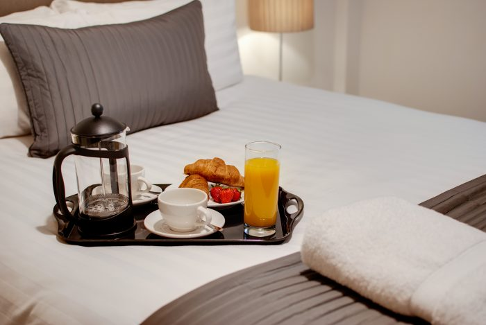 Cumberland Street bed base serviced apartments liverpool