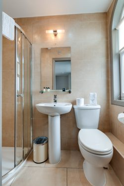 Bathroom Sir Thomas Street Apartment Liverpool