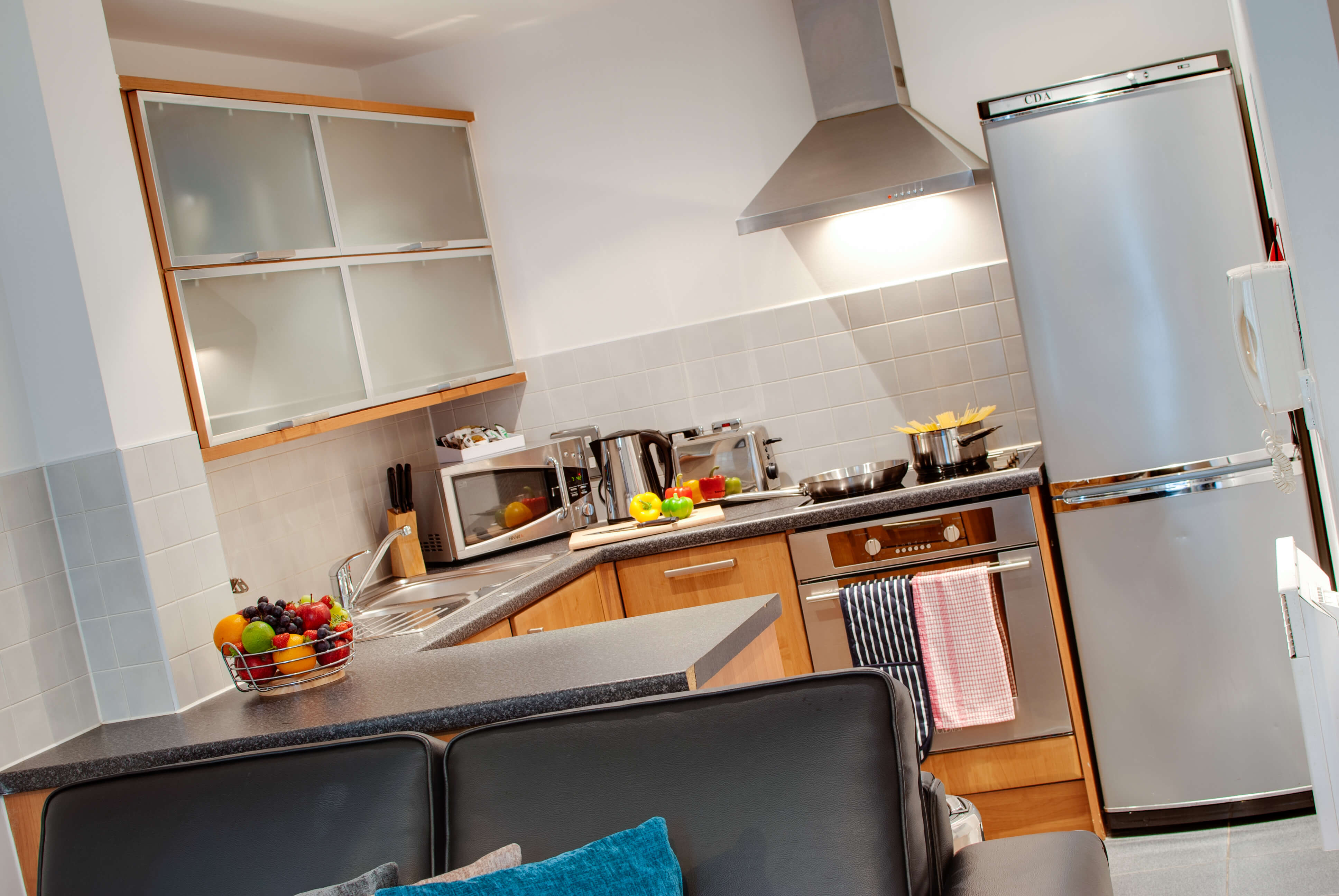 kitchen base serviced apartments liverpool : BASE Serviced ...