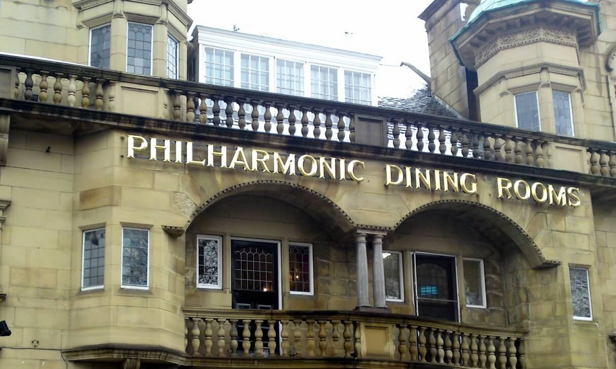The Philarmonic Dining Rooms 1