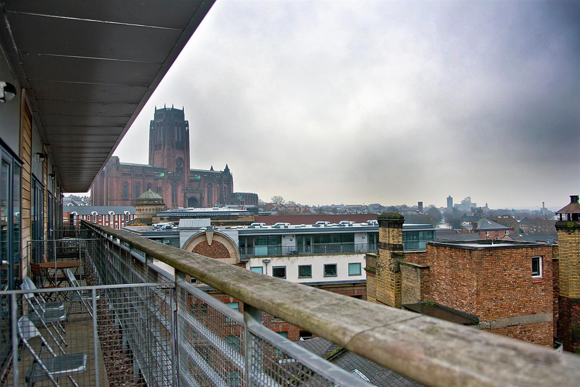 Views from the balcony (Custom)