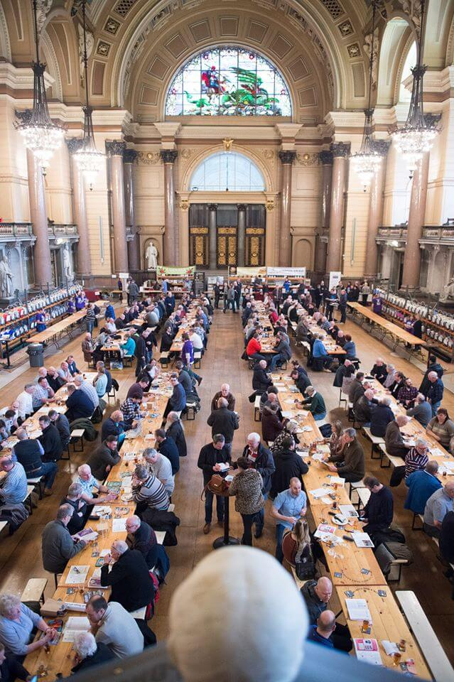 st georges hall beer festival