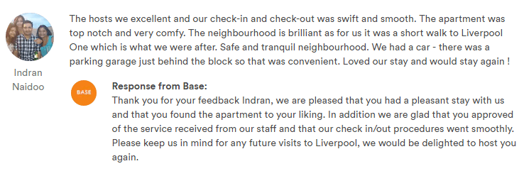 BASE Serviced Apartments Review 12