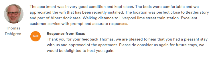 BASE Serviced Apartments Review 13