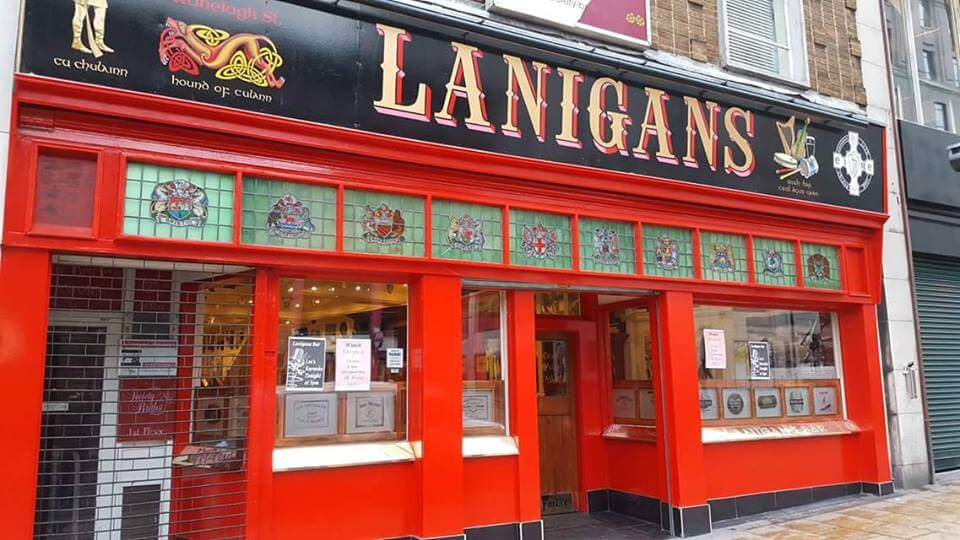 Lanigans Liverpool Irish Pub
