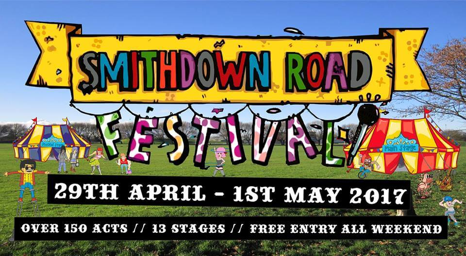 Smithdown Road Festival April 2017 Liverpool