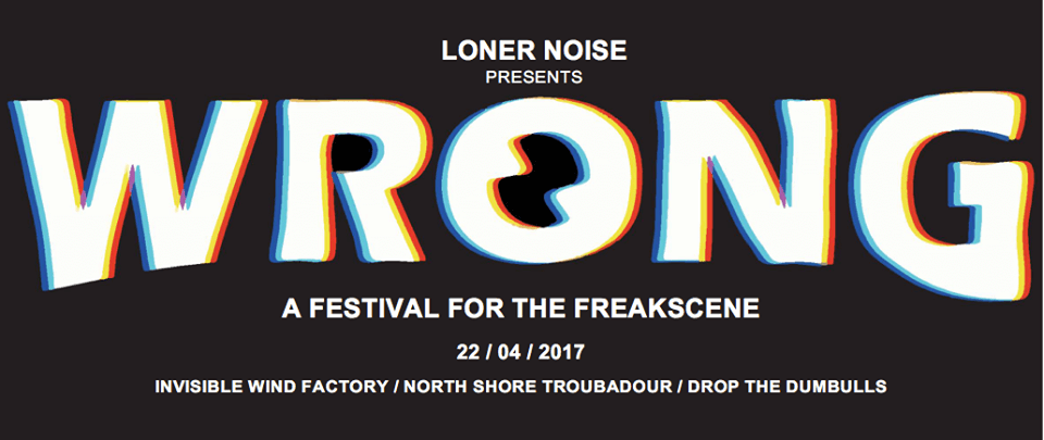 Wrong Festival 2017