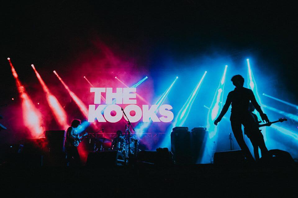 The Kooks April 2017 Liverpool