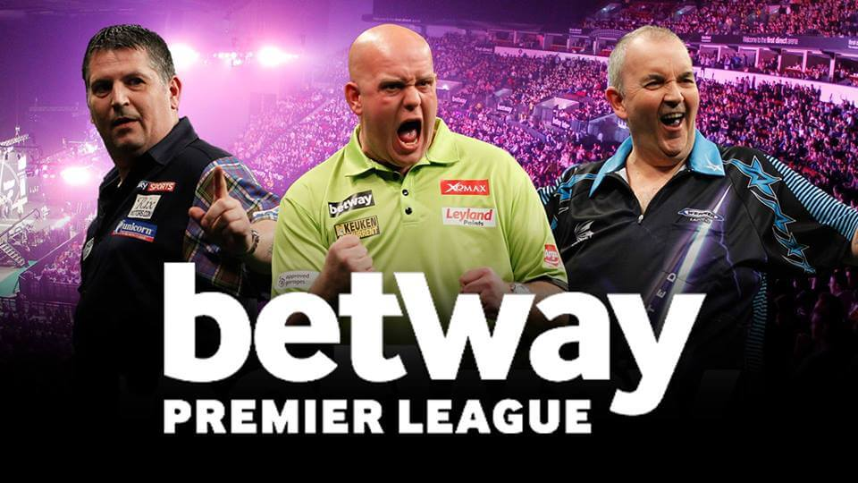 Premier League Darts April 2017 Liverpool