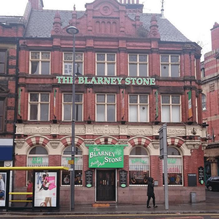 The Blarney Stone Liverpool
