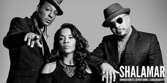 Shalamar April 2017 Liverpool
