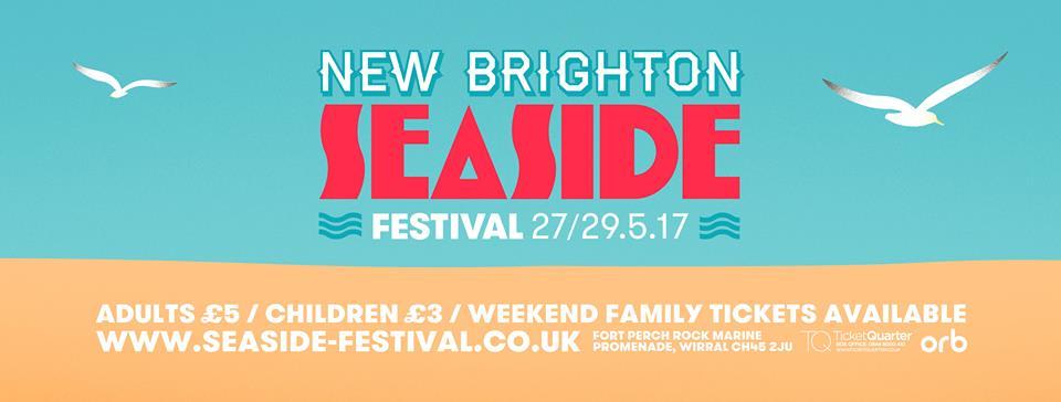 New Brighton Seaside Festival 2017