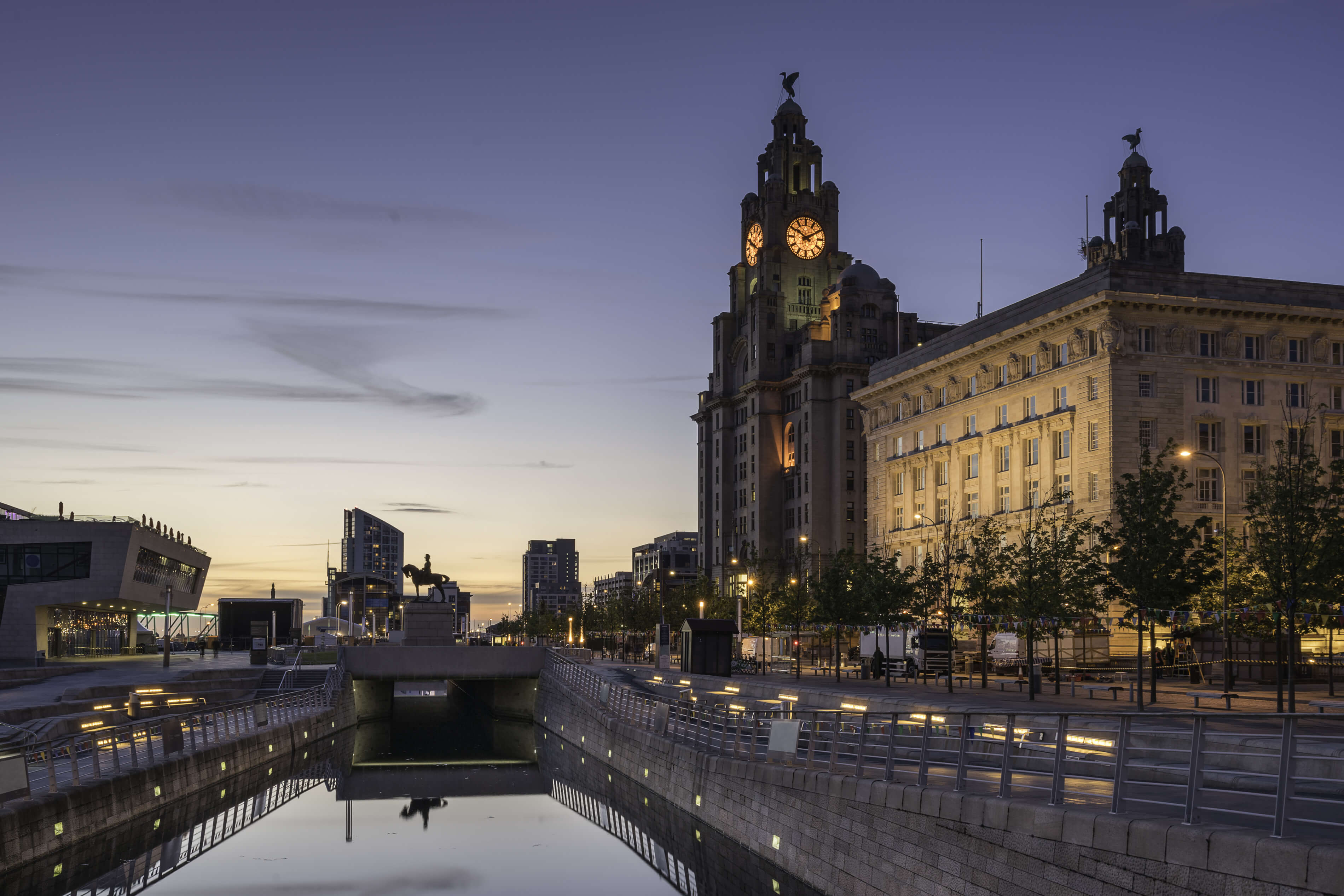 Liverpool : BASE Serviced Apartments