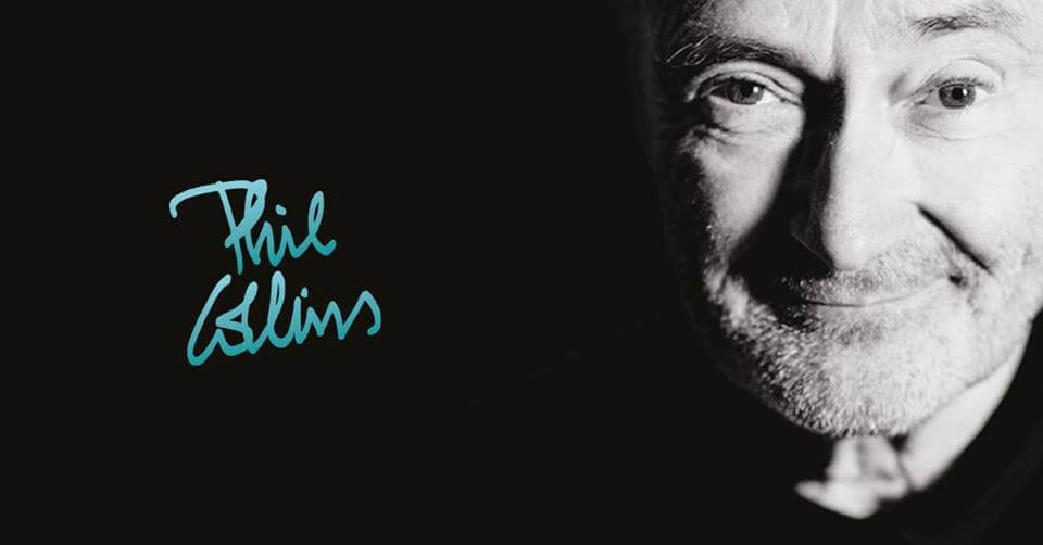 Phil Collins June 2017 Liverpool