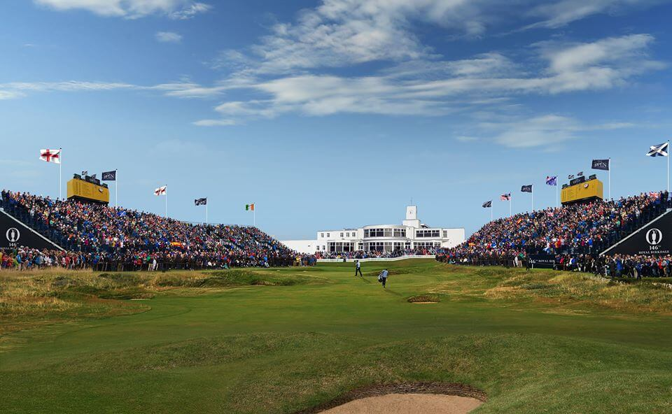 The 146th Open July 2017