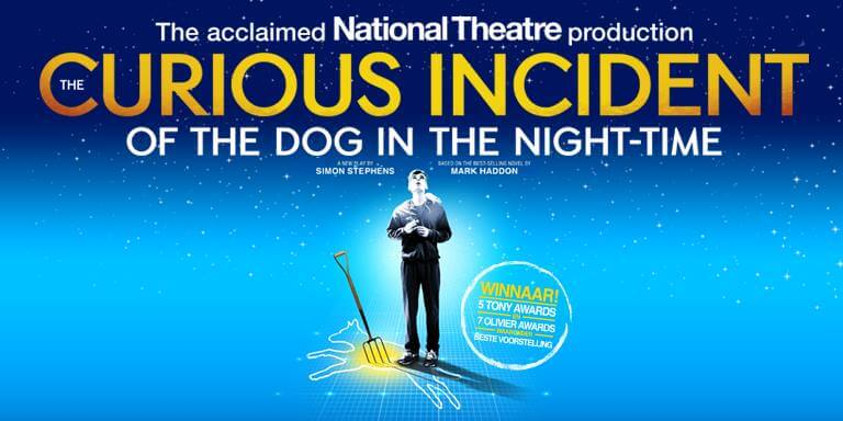 The Curious Incident of the Dog in the Night Time Liverpool July 2017