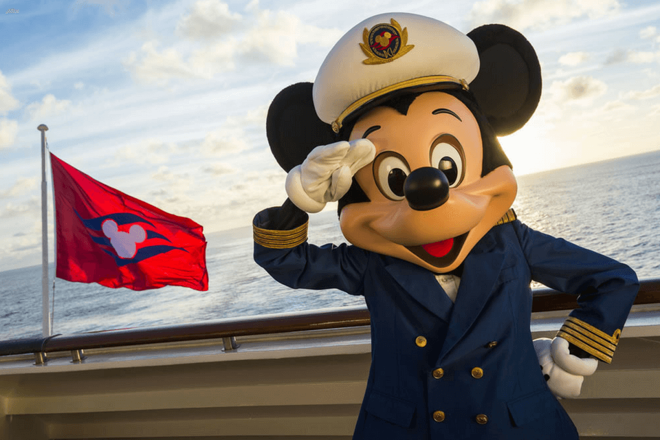 Disney Magic Liverpool July 2017