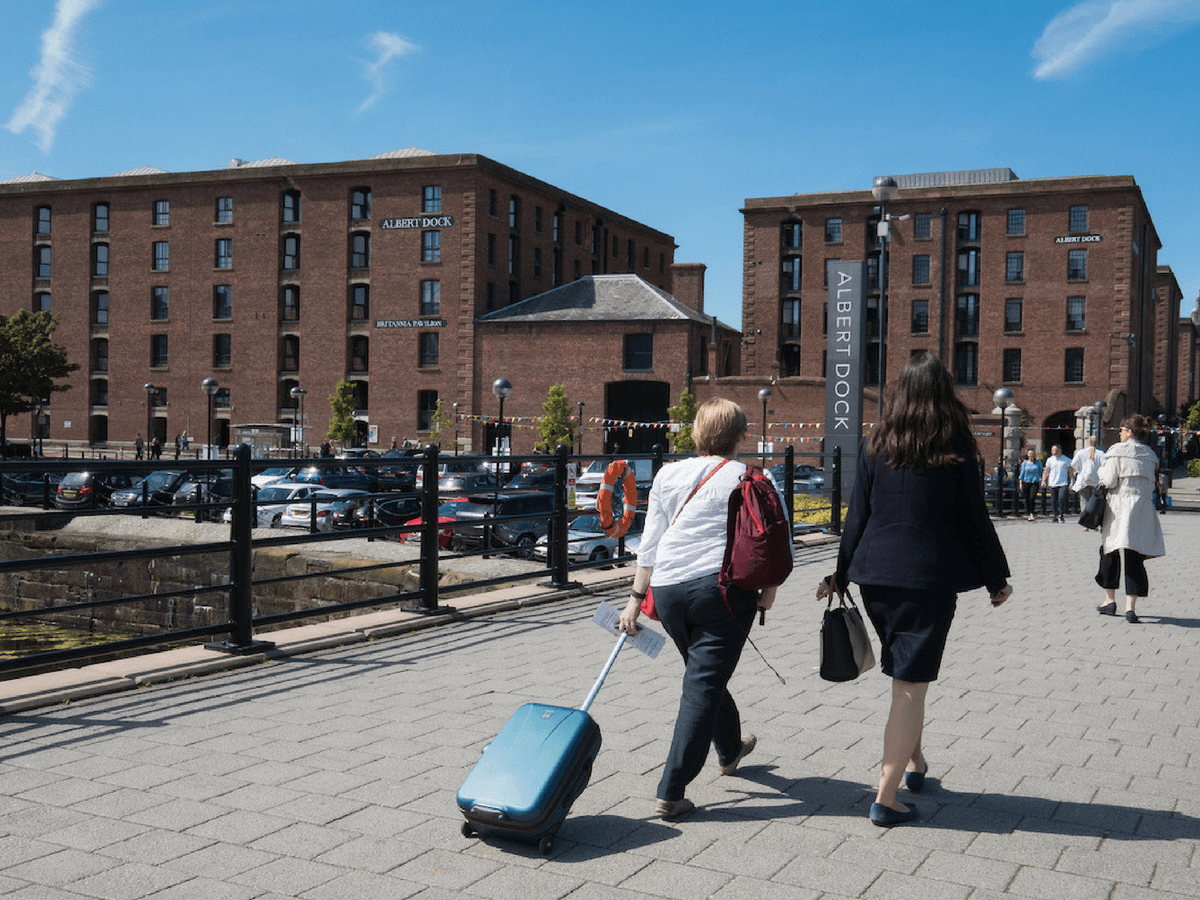 BASE Serviced Apartments Liverpool The Docks - Albert Dock