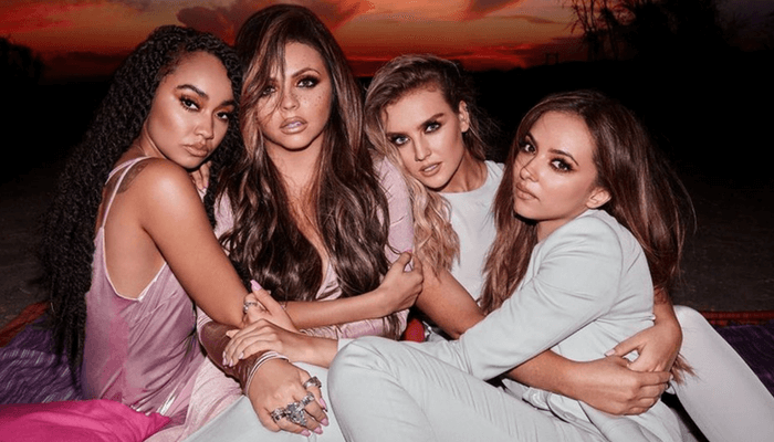 Little Mix - Liverpool Echo Arena - November 2017