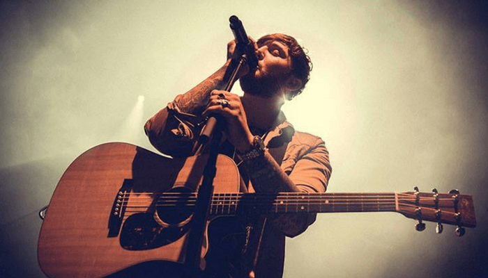 James Arthur - Liverpool Echo Arena - November 2017
