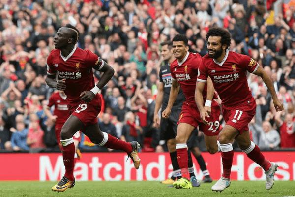 Liverpool v Chelsea - 2017 - November
