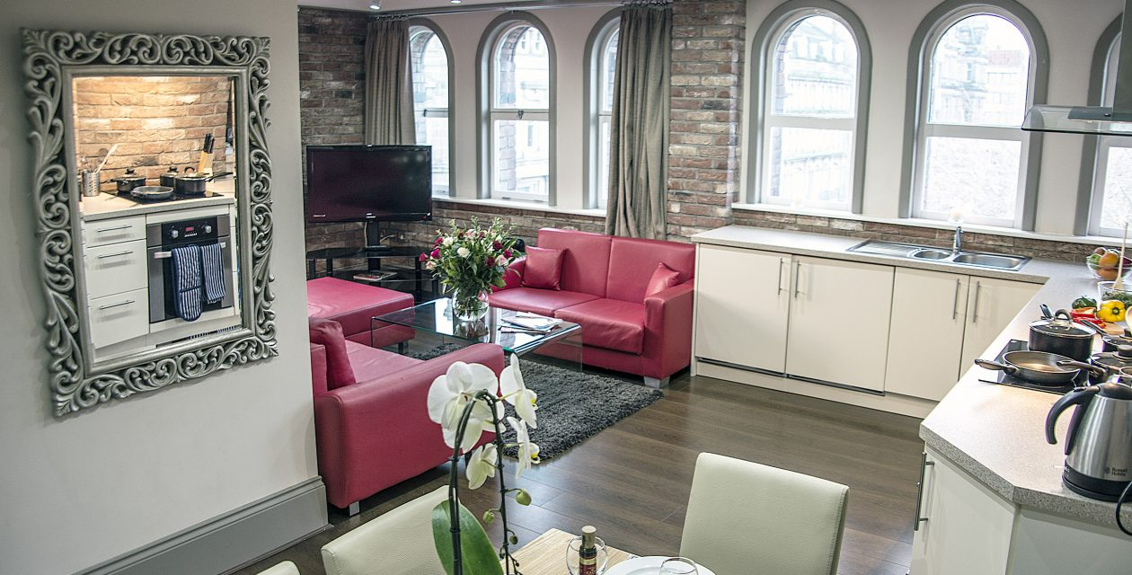 Liverpool Serviced Apartments - City Centre - Sir Thomas Street
