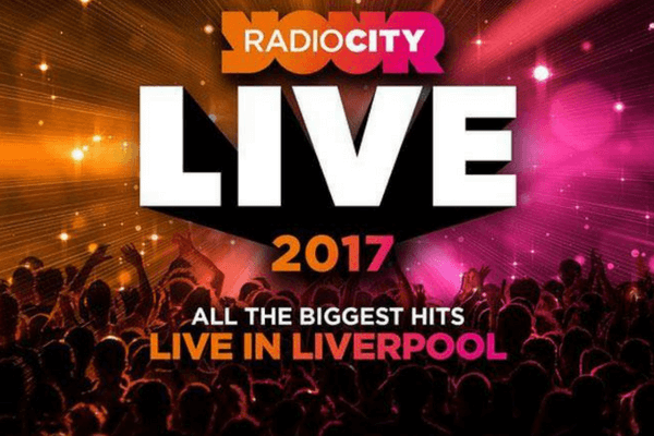 Radio City Live 2017 - Liverpool Echo Arena - November 2017